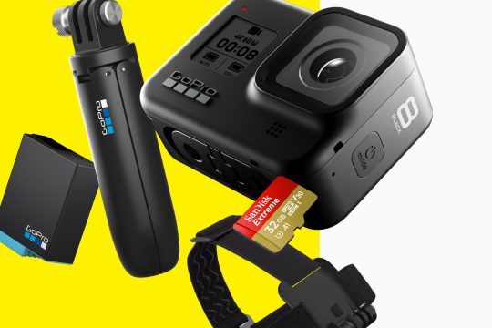 Gopro Hero8 Black - Black Friday Bundel